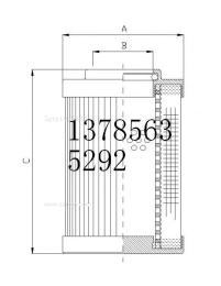 H880016003BNV贺德克滤芯