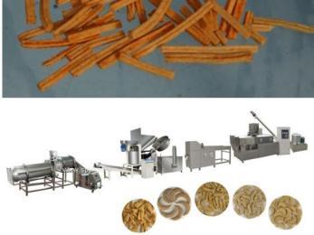 油炸锅巴生产设备