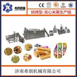 膨化机台湾米饼生产线