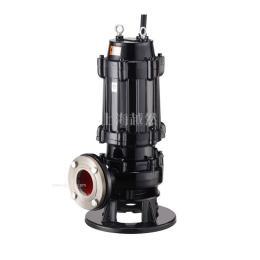 QW移动式无堵塞潜水排污泵