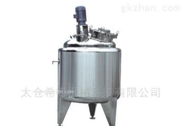 罐内高速均质乳化机