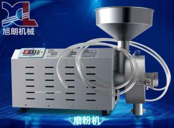 水冷式五谷杂粮磨粉机的工作原理