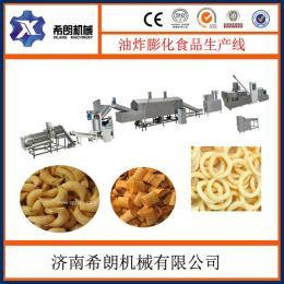 油炸休闲小食品 生产设备