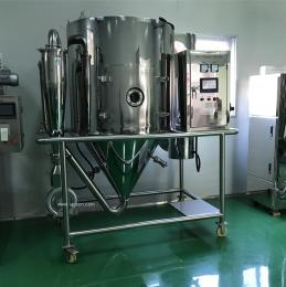 小型电加热喷雾烘干机乳浊液烘干设备