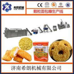 油炸辅食面包糠 生产机械