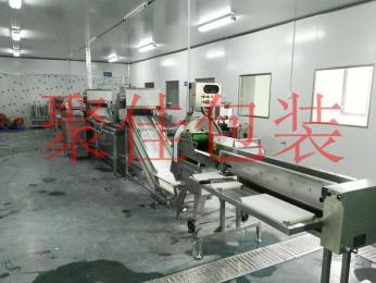 休闲食品厂果肉加工振动式清洗机