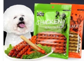 加工宠物食品肉肠机械