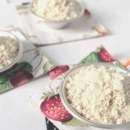 早餐营养糙米粉生产机械