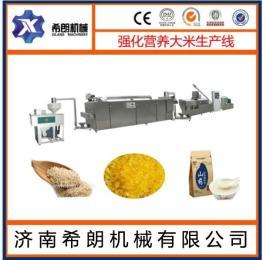 加工再生强化营养米设备
