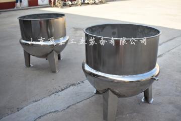 八宝粥夹层锅 自动搅拌夹层锅