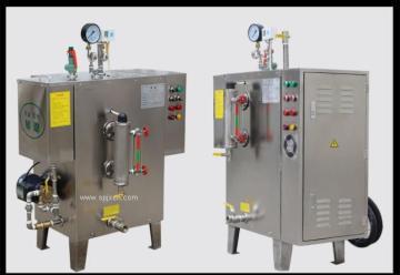蒸汽发生器在洗涤服务ZHONGXING发展应用