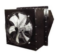 WBX系列边墙式轴流风机