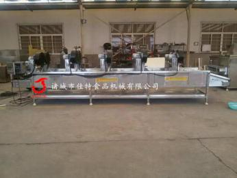 广东多次翻转式风干机 软包装风干生产线