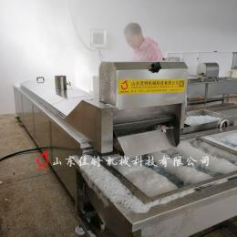 广东鱿鱼漂烫机 漂烫冷却生产线