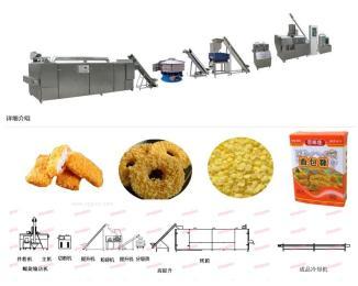 炸鸡面包糠裹粉生产机械