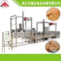 四川自动注浆豌豆饼机器自动撒豆 口感酥脆