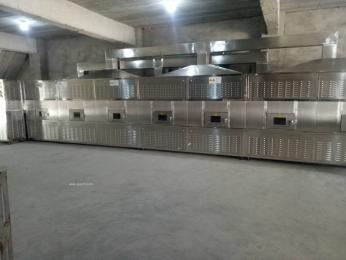五谷杂粮微波低温烘焙机济南微波设备厂家
