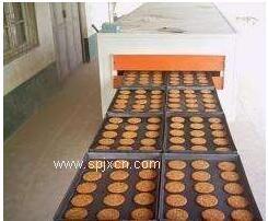 小型饼干生产设备