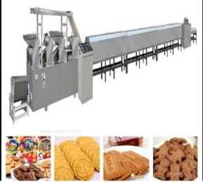 生产夹心饼干机械