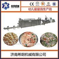 全自动蔬菜颗粒面生产机械