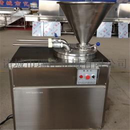 商用高产能瑞洋不锈钢香肠 蒜蓉肠灌肠机 产品图片