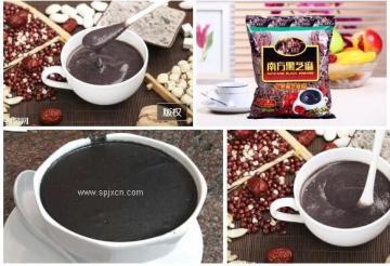 生产膨化糙米代餐粉设备 产品图片