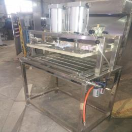 鱼豆腐切片机 豆腐切片机器