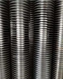 直繞式、軋制式、高頻焊翅片管