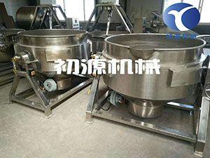 新款電加熱夾層鍋 蒸煮鍋價格圖廠家現貨