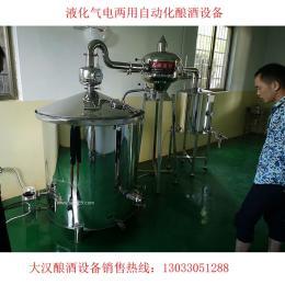 一套酿酒设备家庭小型酿酒设备