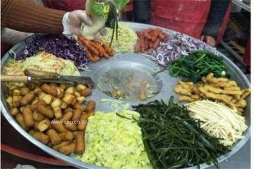 燃氣袋袋饃夾菜炒鍋
