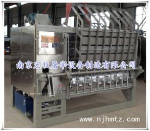 生猪屠宰设备 300型液压打毛机