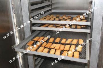 全自动腊肉烟熏炉 四川外置烟熏炉