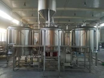 酒店精酿啤酒设、高端啤酒设备
