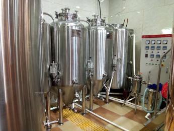 大型啤酒厂生产精酿设备