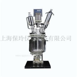 SF-5L双层玻璃反应釜