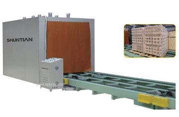 自动托盘收缩包装机(超大型产品收缩包装)