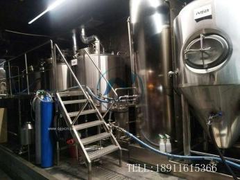 德国啤酒设备500升精酿啤酒屋酿酒设备厂家