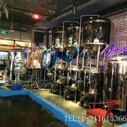 天津1000升小型啤酒设备厂家