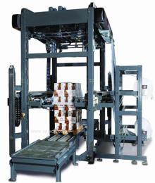 全自动冷拉伸套膜包装机(冷收缩自动套膜机)