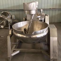 液化氣行星炒鍋 蒸汽行星攪拌鍋廠家
