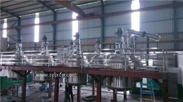 湖南裂解硅油设备 裂解反应釜设备
