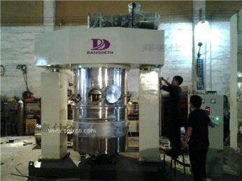 四川行星搅拌机  液体硅胶设备厂家