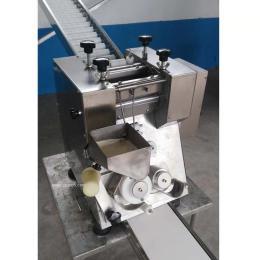商用全自动饺子机 蒸饺机 包合式饺子机 加工定制