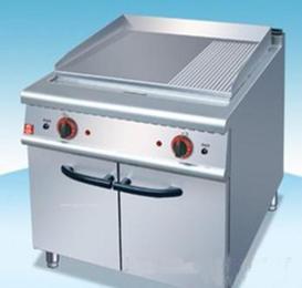 山西太原冰之峰電扒爐商用鐵板燒設備電平扒鍋