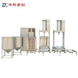 中科圣创豆腐干机器