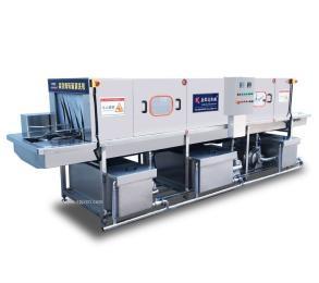 龙虾专用筐清洗机 水产筐清洗机