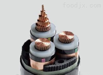 ZR-YJV22-8.7/10KV-3*95 阻燃高压电力电缆