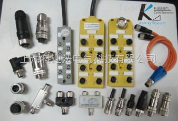 M12连接器传感器连接器