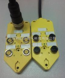 KYF4K-M12-K4-PNP-L5M4口分线盒,M12分线盒,传感器执行器,PLC控制器
